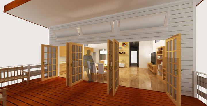 Usgbc leed platinum house design labra design build for Platinum home designs
