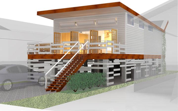 Usgbc leed platinum house design labra design build for Leed house plans