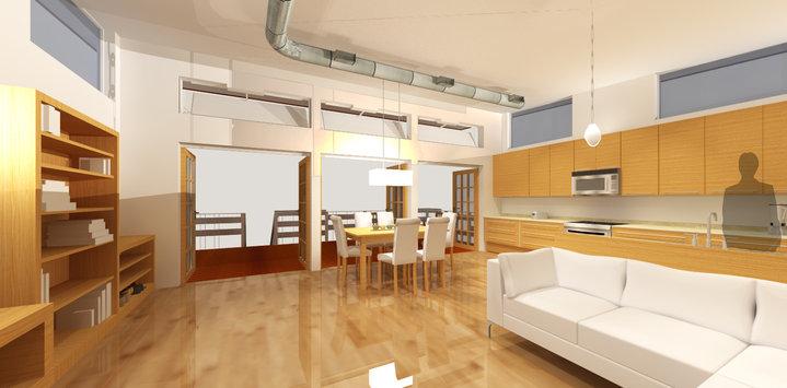 Leed platinum house design usgbc competition labra for Platinum home designs