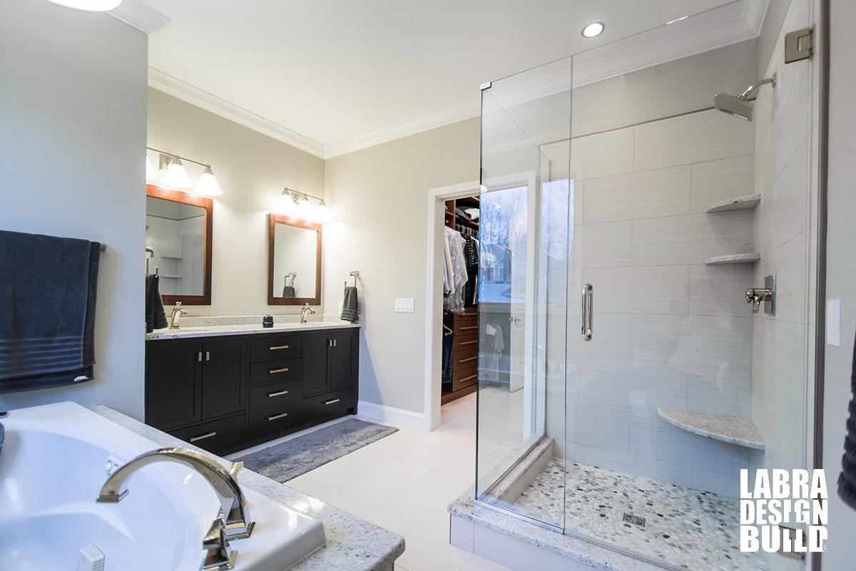 Shower Ideas In Large Walk In Shower Designs Walk In Bathroom Remodel
