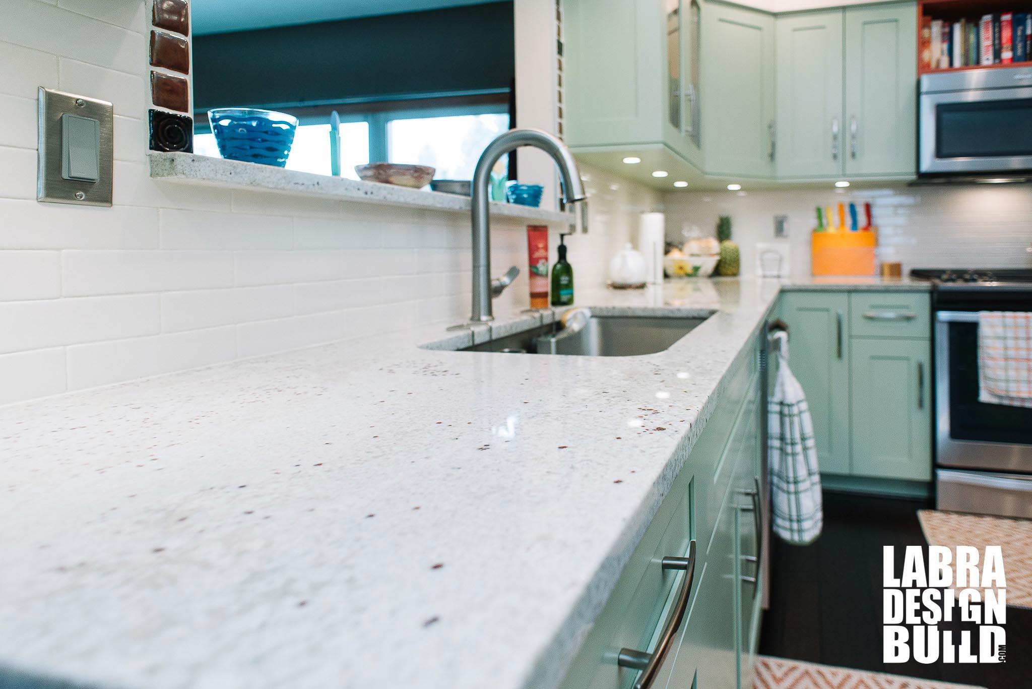 Eclectic Kitchen Remodel Custom Labra Design Build Michigan