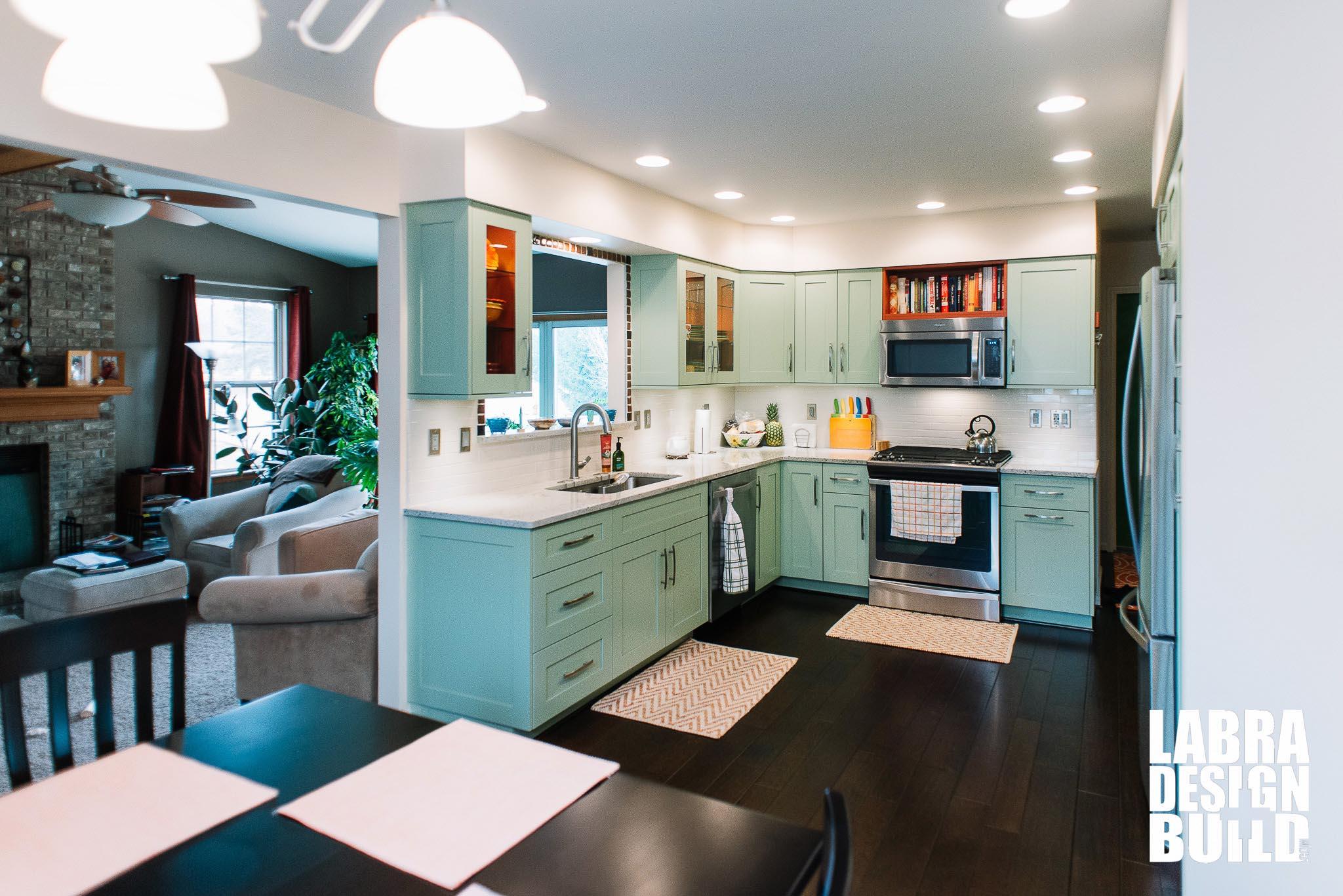 Beau CK Kitchen Remodel