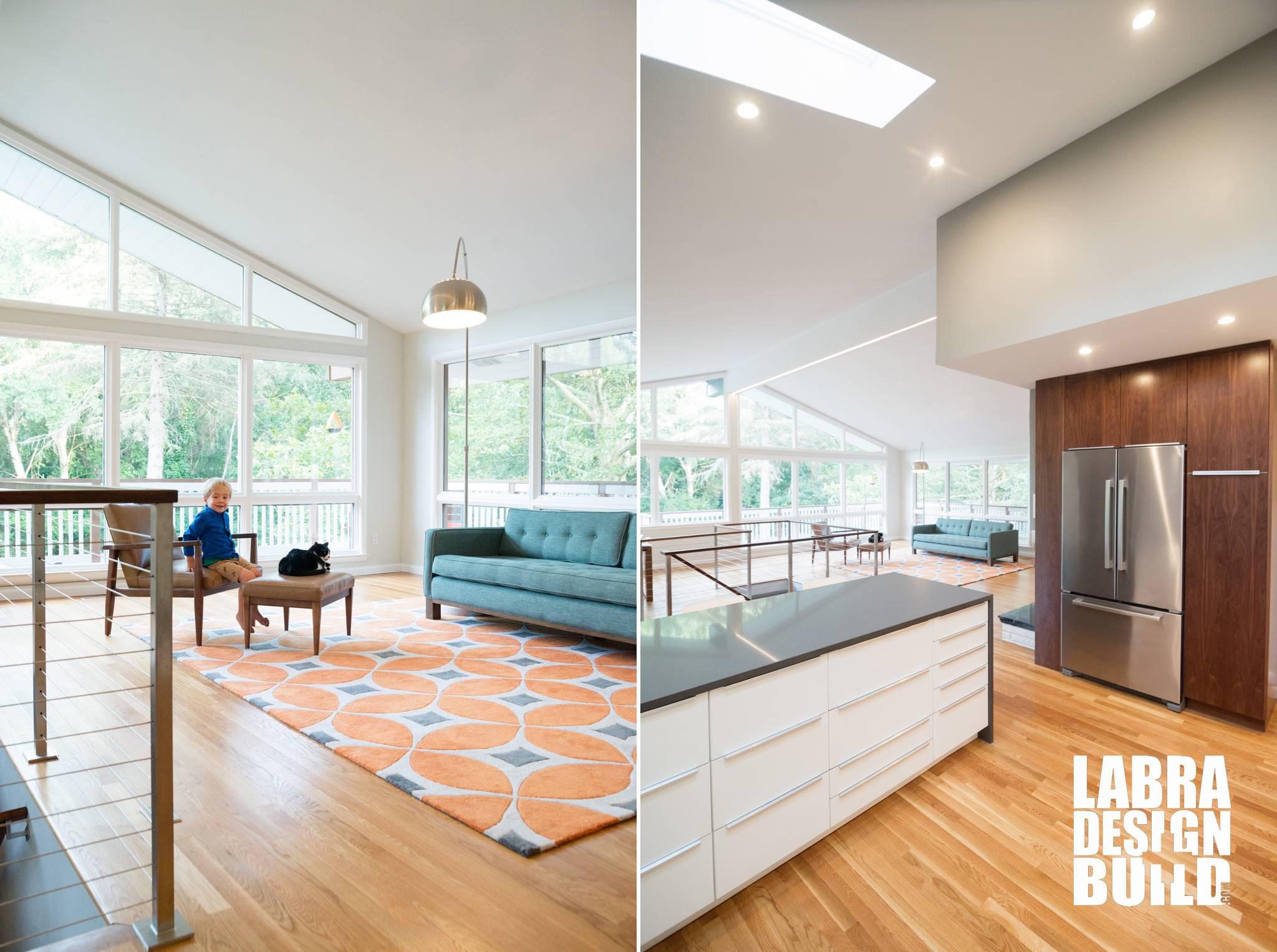 Modern Kitchen Remodel - Franklin, Michigan | Labra Design+Build