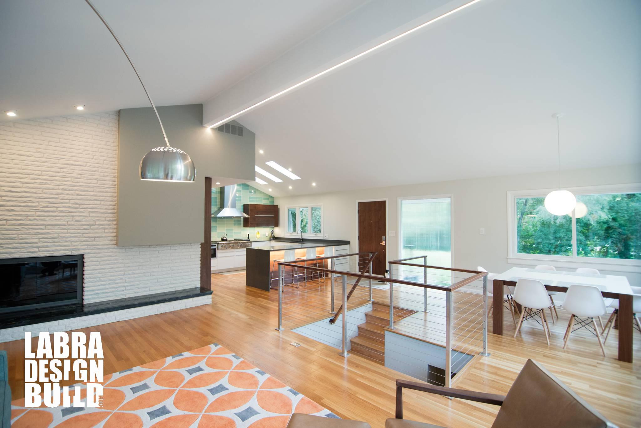 Modern Kitchen Remodel Franklin Michigan Labra Design