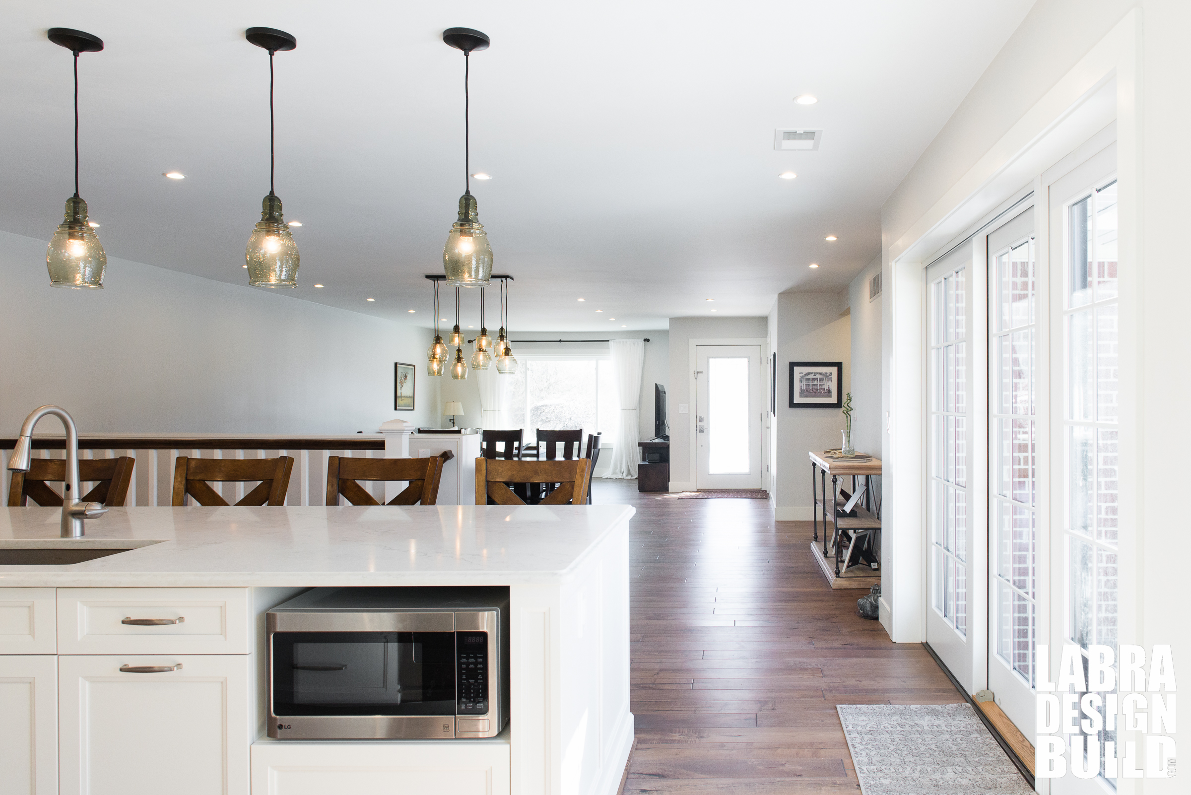 Home Addition and Remodel of a 1950\'s Ranch | Labra Design+Build