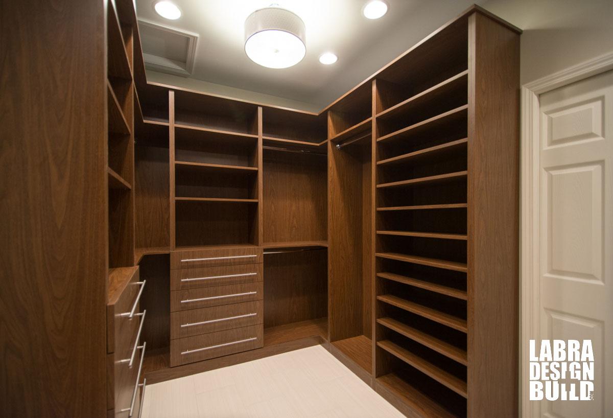 Custom Closet Built In Home Remodel Michigan Commerce Design